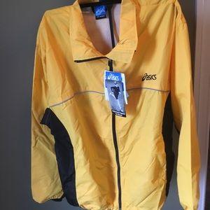 ASICS shell jacket